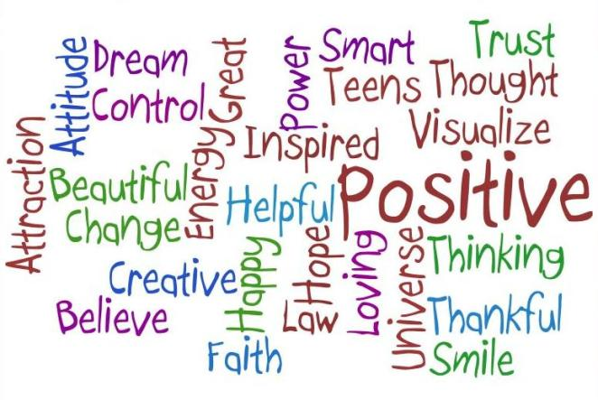Positive is my way
