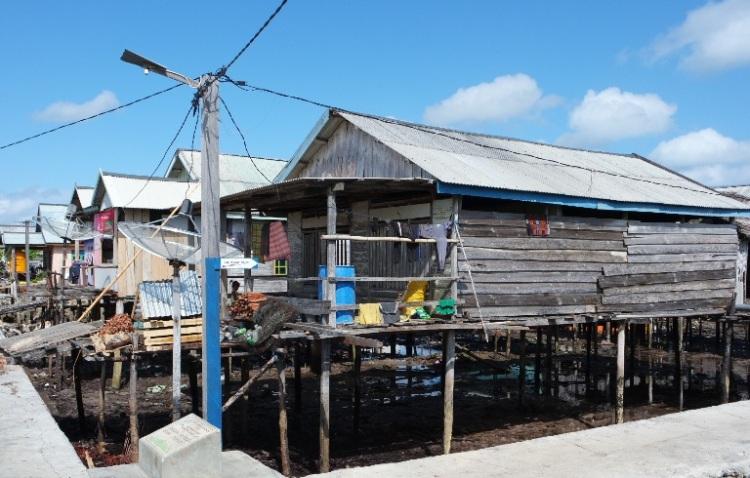 pemukiman di Tobea