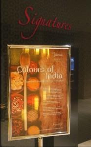 Signage Colours of India