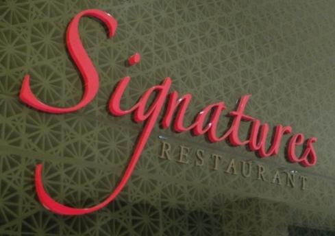 signatures restauran