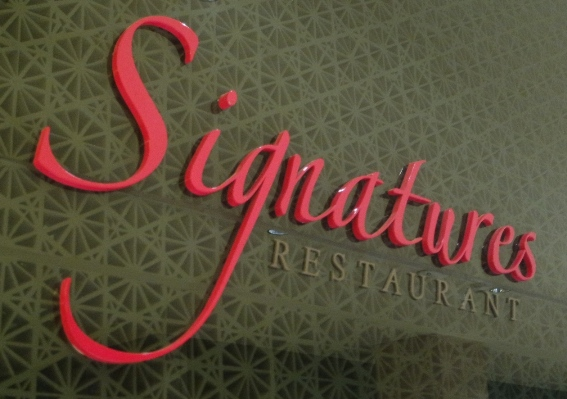 signatures restauran