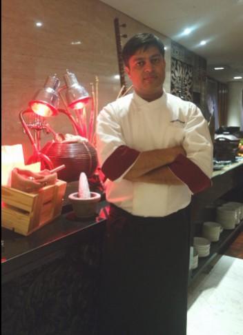 Chef Ashwahi Kumar