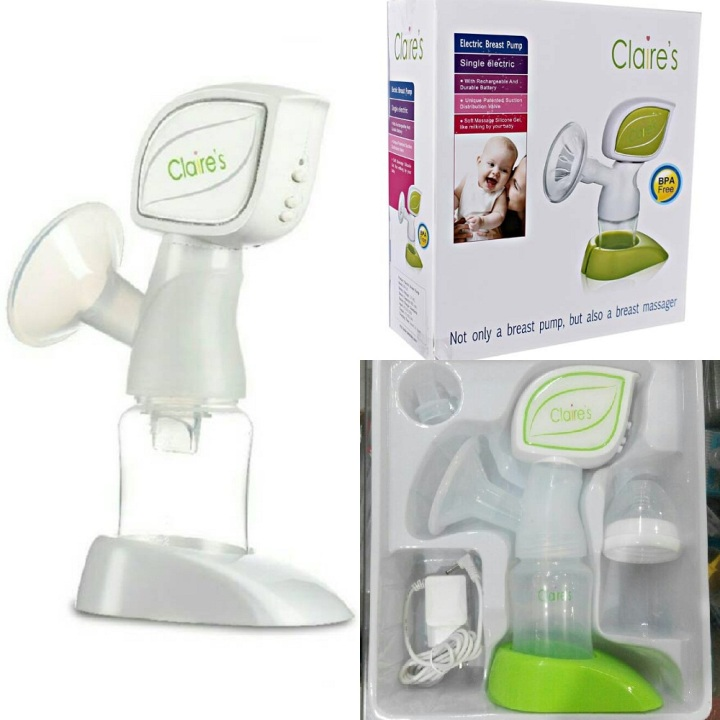 electric breast pump.
