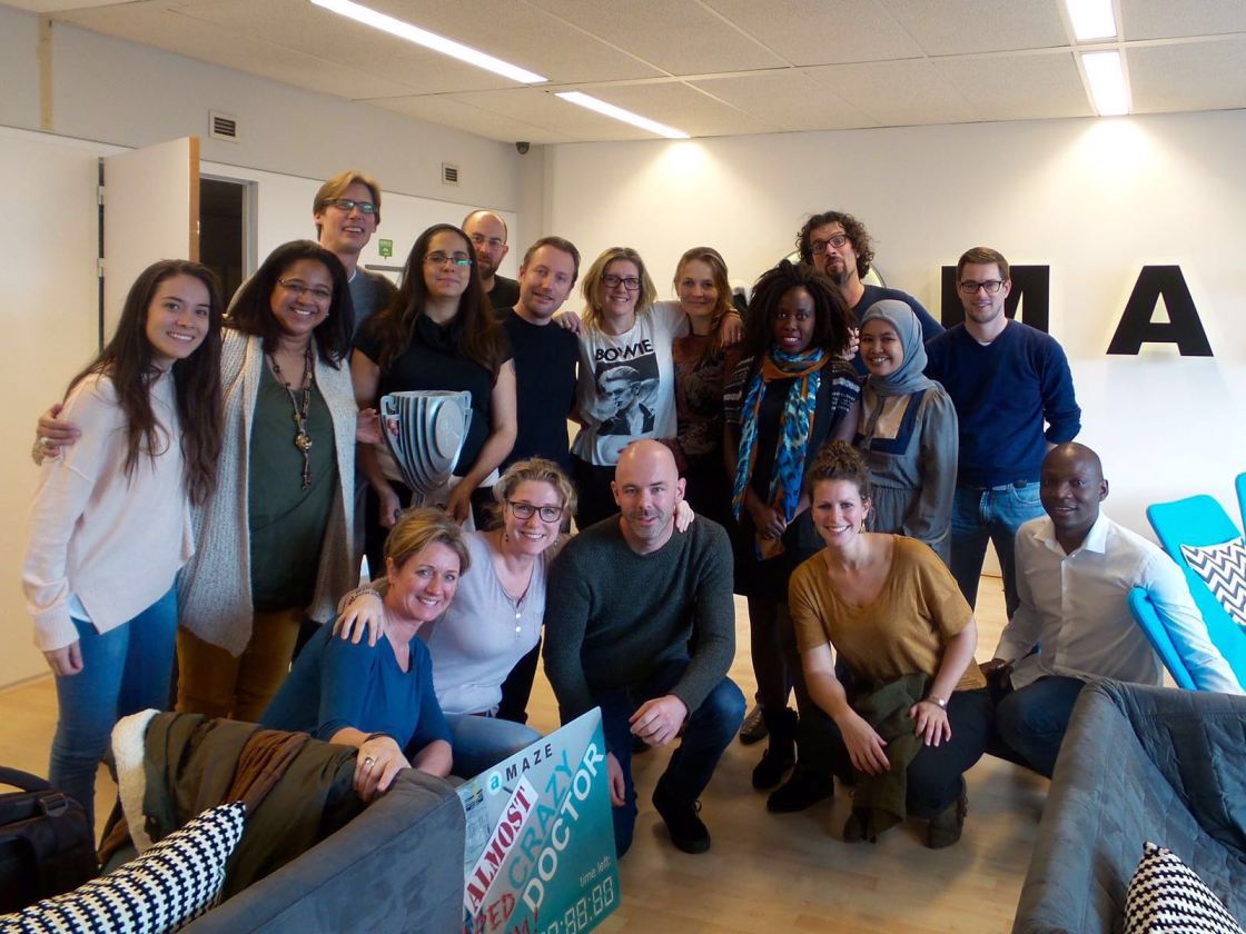 Hivos Comms Team